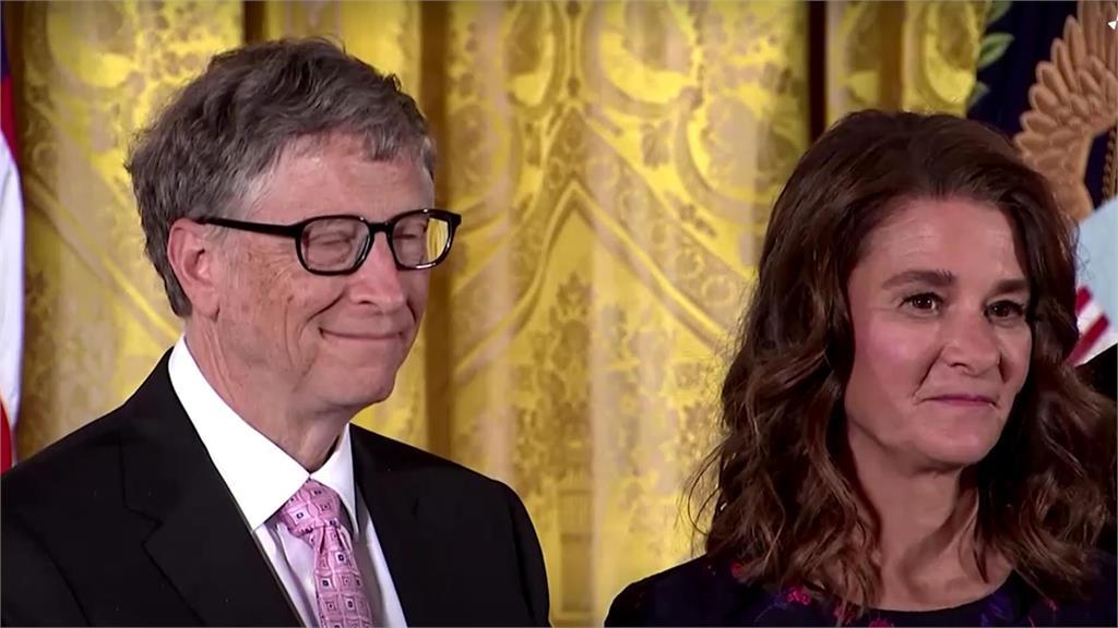 微軟創辦人比爾蓋茲和妻子宣布離婚 結束27年婚姻