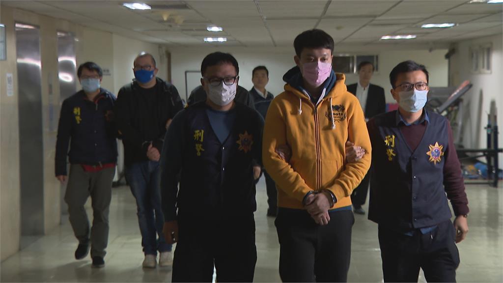 側錄不雅影片恐嚇球星 2人聲押 架設網站余嫌收押禁見 劉嫌這原因駁回