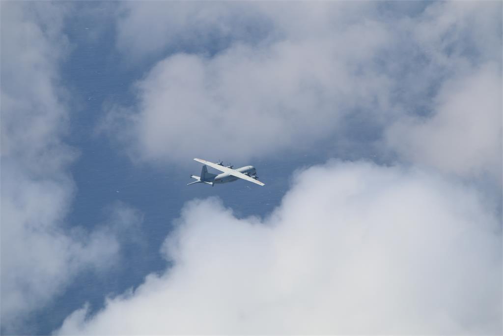 快新聞/共機2架反潛機再闖我西南空域 空軍廣播驅離、防空飛彈追監