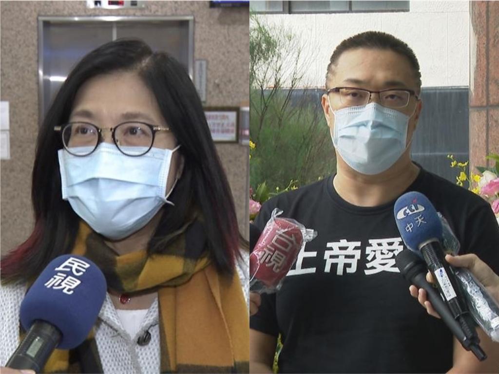 朱學恒引日議員稱「台只需100萬劑疫苗」!管碧玲PO台僑翻譯打臉