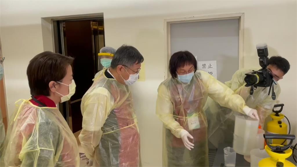 諾富特爆群聚 台北6家防疫旅禁止混住