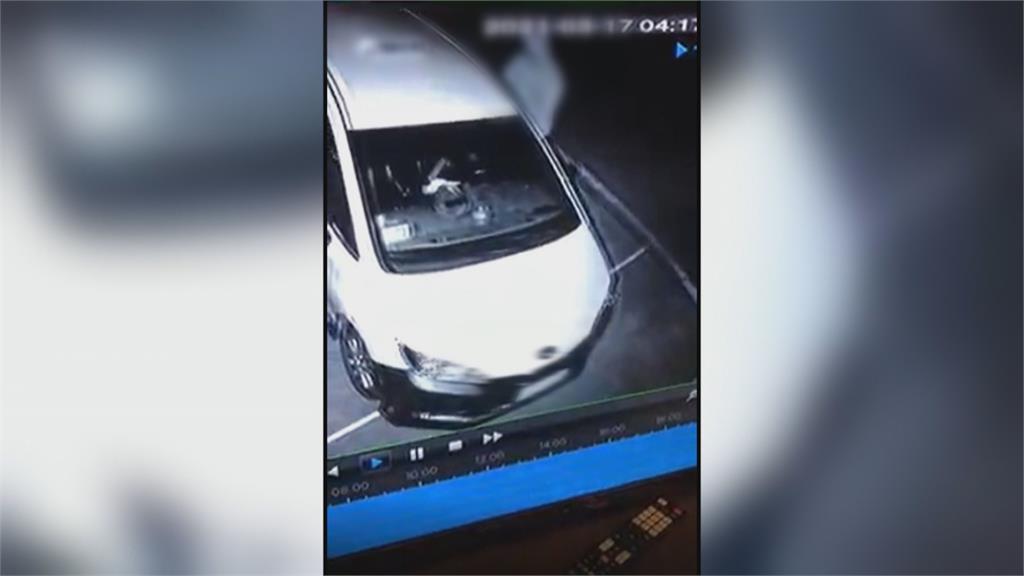 宜蘭又現「拉車門怪客」深夜鑽進車裡搜刮財務