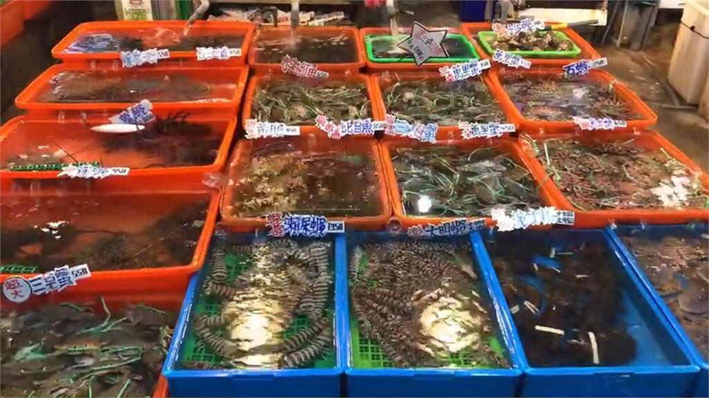 疫情衝擊海鮮價格慘跌!漁港魚販大吐苦水