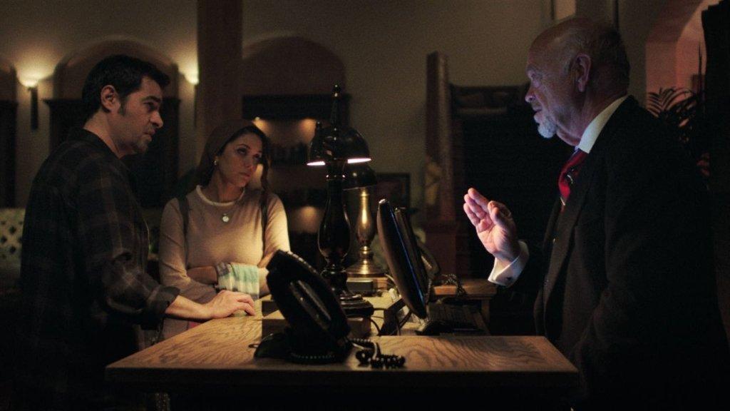 真實鬧鬼飯店實景拍攝《靈異詭店》 影帝以恐怖親身經歷詮釋角色!