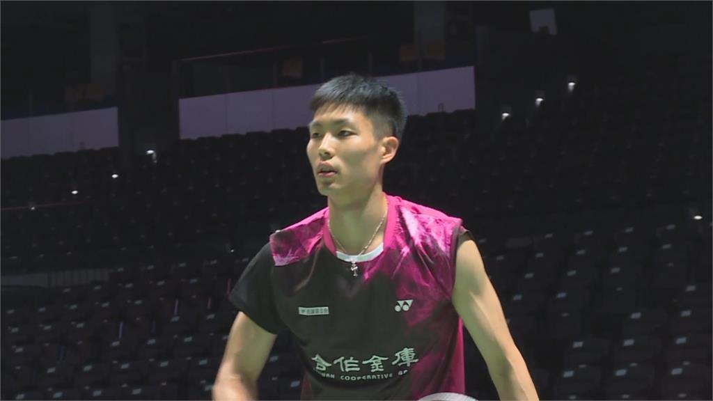 周天成激戰三局逆轉 晉級東奧羽球男單八強