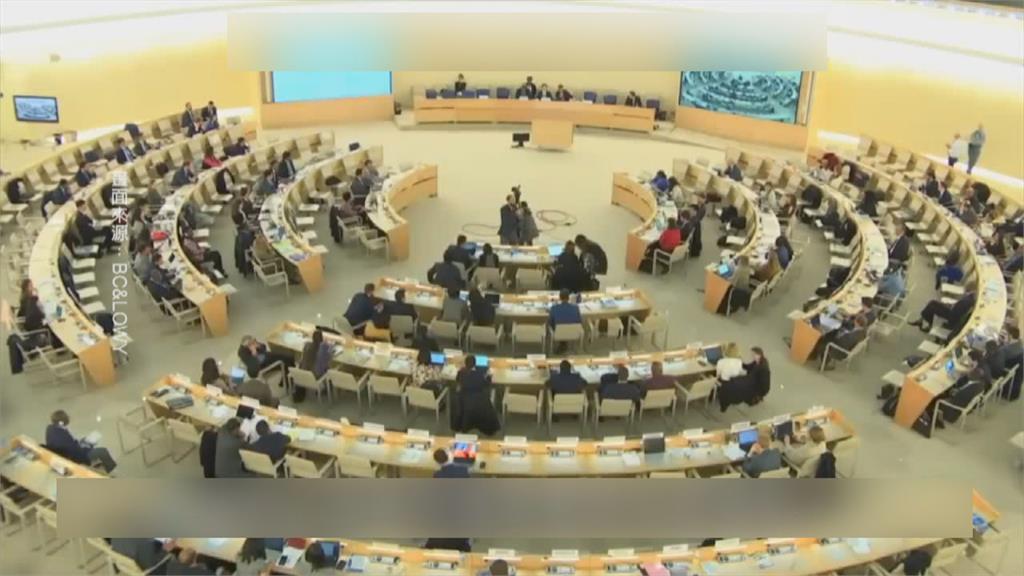中國好丟臉!瘋狂拍桌制止聯合國談新疆 慘被訓話