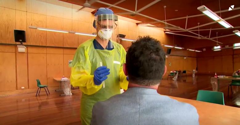 澳洲武肺年輕患者最多 當局禁兩人以上聚集