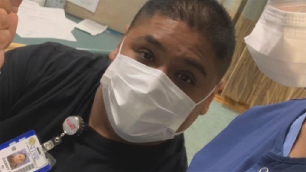 加州護理師接種第二劑疫苗 隔天竟發燒確診