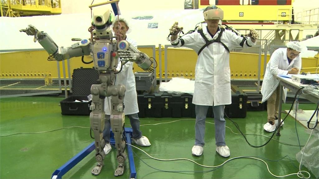 俄國機器人「Skybot F-850」 將登國際太空站執勤