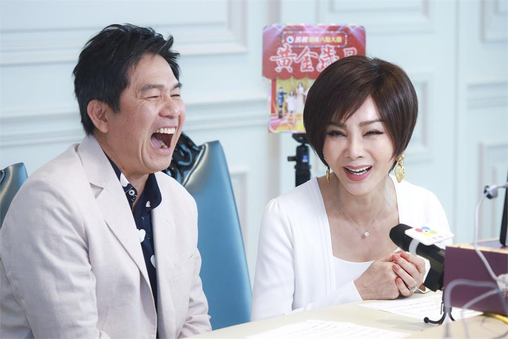 陳美鳳爆料《黃金歲月》台下跟台上一樣精彩!洪都拉斯向編劇喊話要跟陳美鳳有感情戲