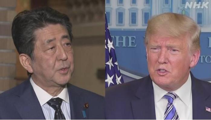 東京奧運確定延期 日首相致電川普說明