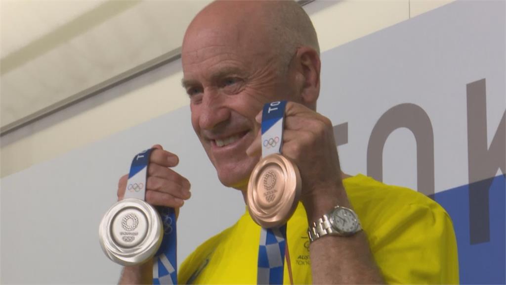 年過花甲上頒獎台 澳馬術選手寫最年長奪牌紀錄