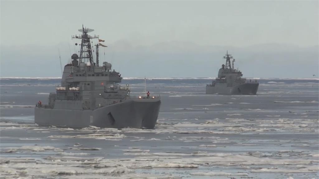 全球/搶奪北冰洋黑金資源!美俄北極爭霸戰