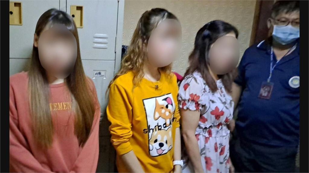 警突擊小吃部查獲3越南女子 一溜煙...人不見了!
