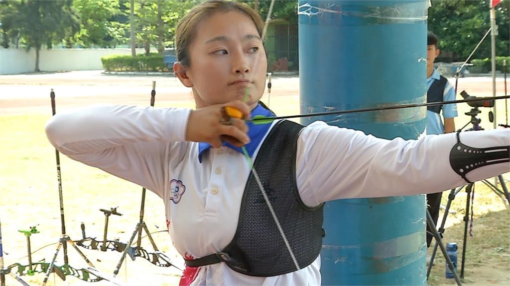 曾奪奧運銅牌 射箭國手林詩嘉返新竹任教練
