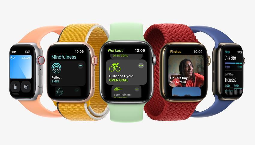 幸好不像渲染圖方方正正!螢幕更大、功能更強、電力續航Apple Watch Series 7 正式發表