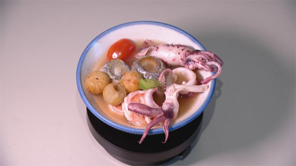 漁夫鍋滿滿海鮮超鮮甜 油甘果入鍋添酸香