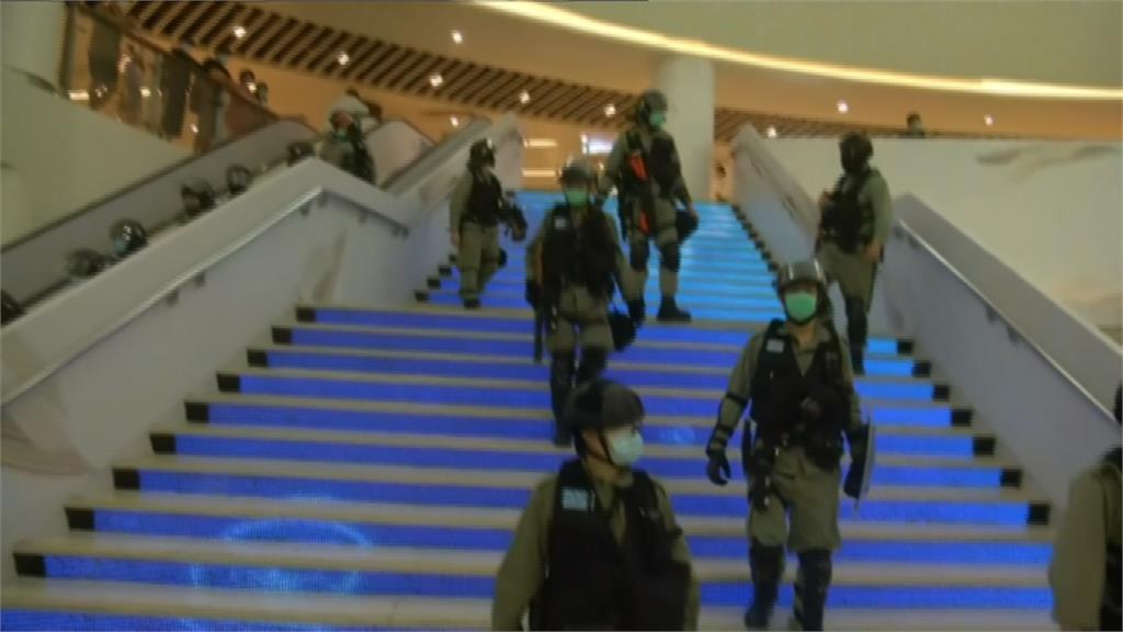 美參院通過香港自治法 可制裁損害港自治人士或機構