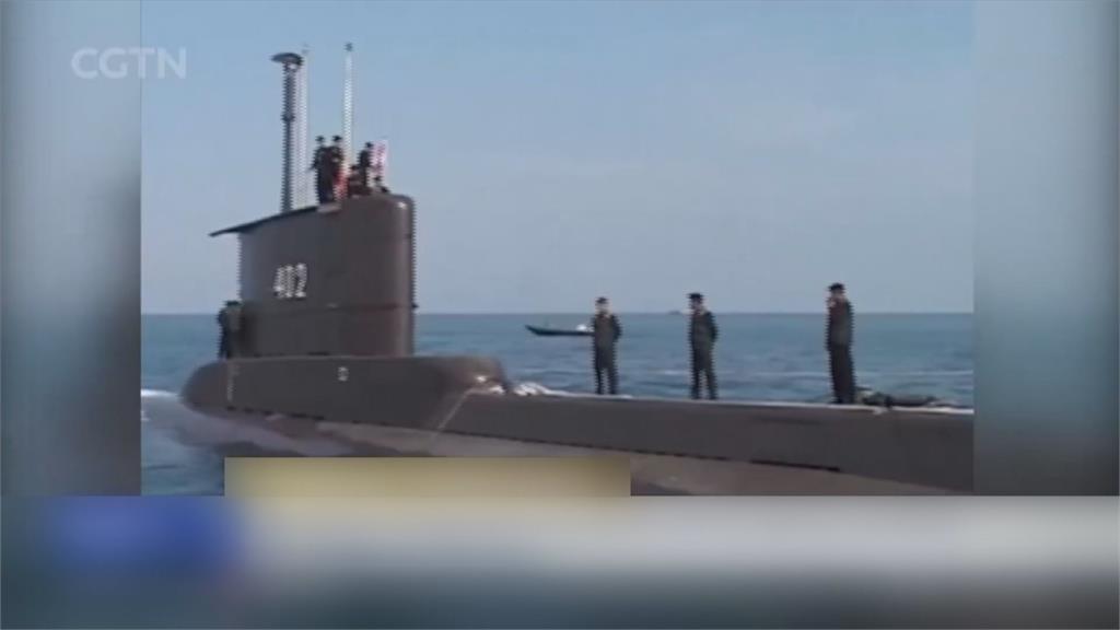 印尼海軍證實失聯 潛艦沉沒 53人恐全罹難