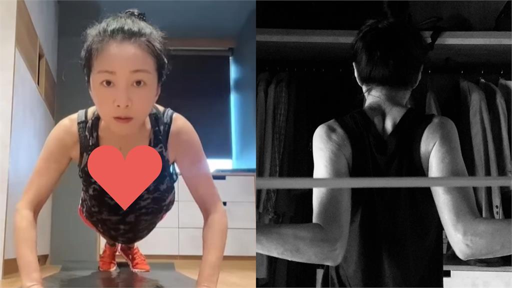 健身露事業線被嫌不好看!方文琳PO「深溝照」反擊 網友全驚呆