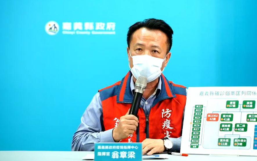 快新聞/嘉義東石1超商店員確診 通知1500多位顧客自我健康監測