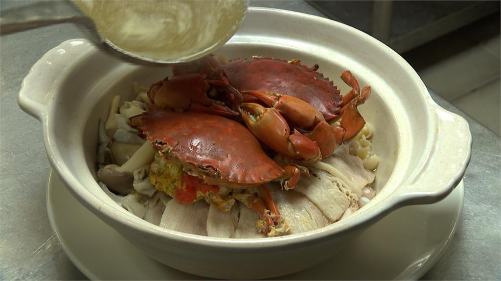 品嚐秋蟹季節到了!鮮甜蟹肉料理多元