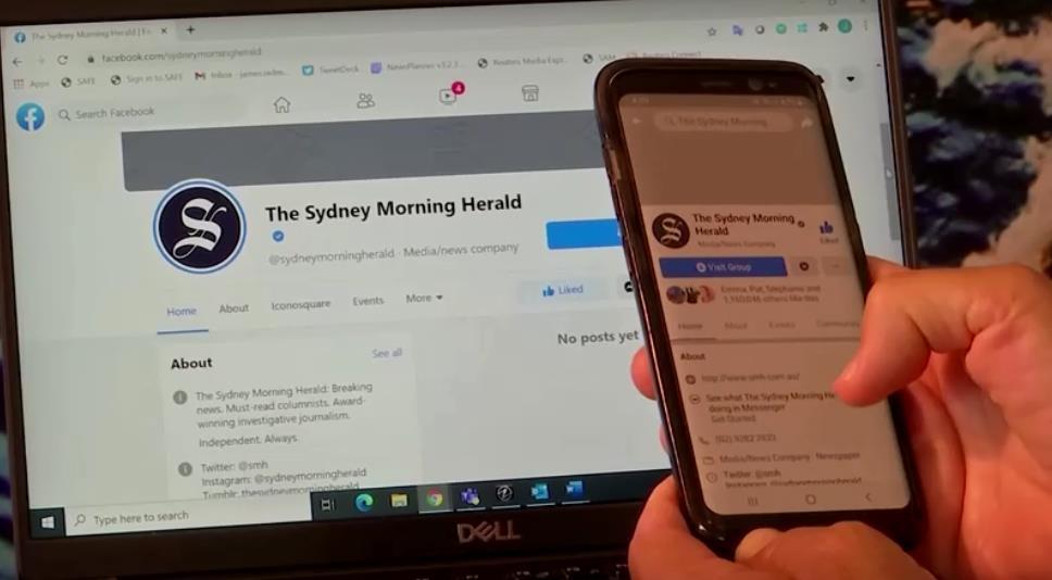 臉書封殺澳洲新聞引眾怒! 加拿大宣布參戰、英法印度密切關注