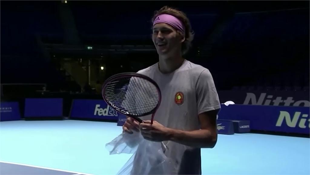 德國網球新星澤瑞夫 說要隔離仍外出狂歡遭砲轟