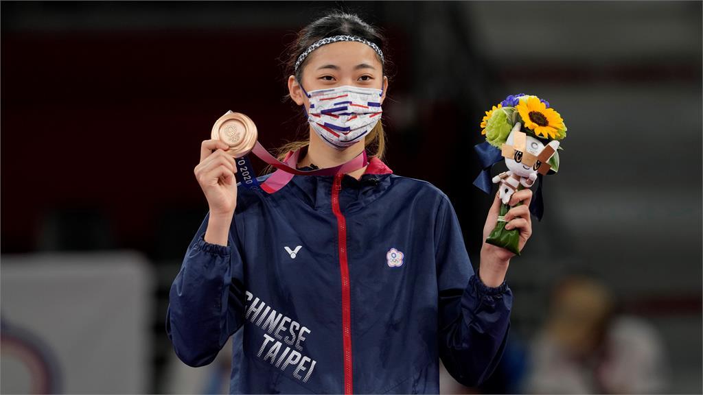 東奧/奧委會口罩解封:為永存榮耀時刻 獲獎選手可「脫罩」30秒