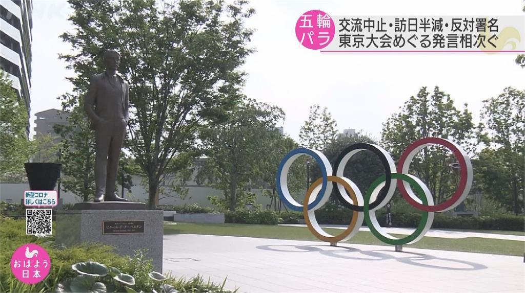 日本政府高官:東奧不會再延期