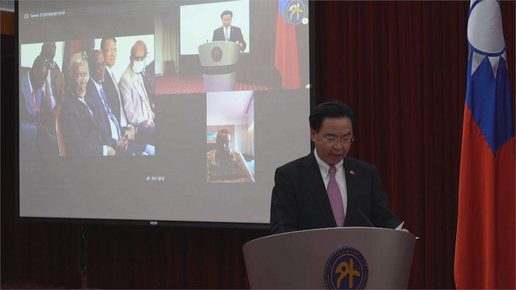 駐索馬利蘭代表處招牌沒「中華民國」 外交部小編狂喊:沒贅字、酥胡