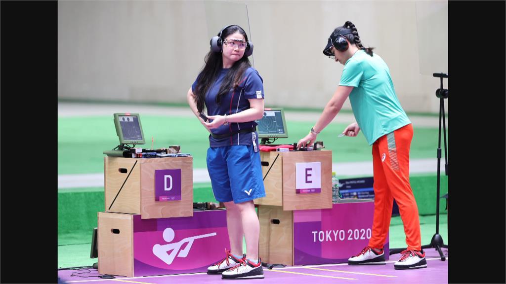 東奧射擊25M手槍 「媽媽選手」田家榛奪第8佳績