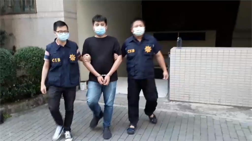 宣示打擊犯罪決心 刑事局連逮兩通緝犯