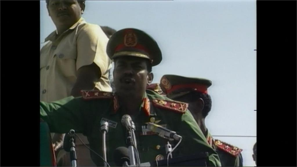 蘇丹政變 軍方逼執政30年總統下台