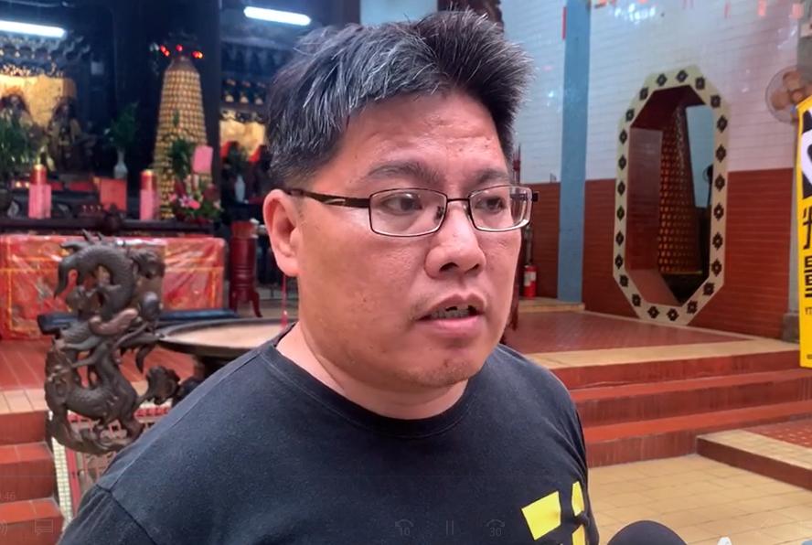 快新聞/證實收到徐永明退黨申請 邱顯智:感謝他過去為黨所做努力