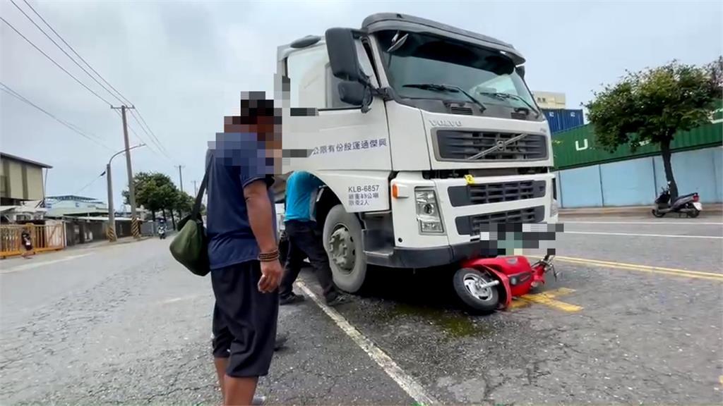 25歲女店員外送遭輾斃 肇事駕駛竟是下單客人!
