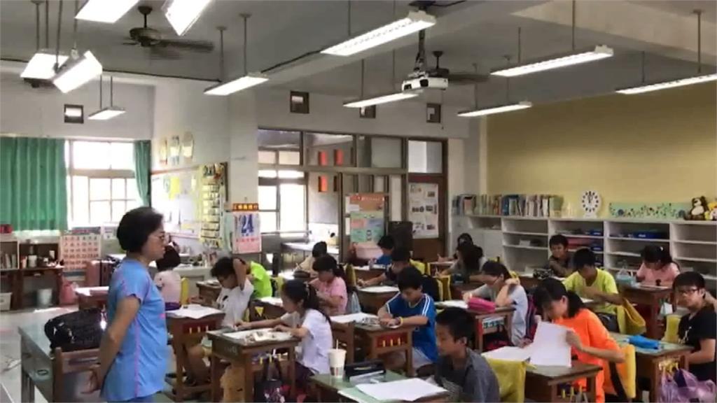 「班班有冷氣」鬧一縣兩制?宜蘭議員籲林姿妙正視學童需求