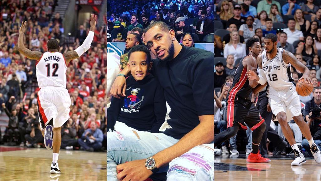 NBA/曾獲選7次全明星 籃網明星前鋒Aldridge自曝心臟問題閃電引退