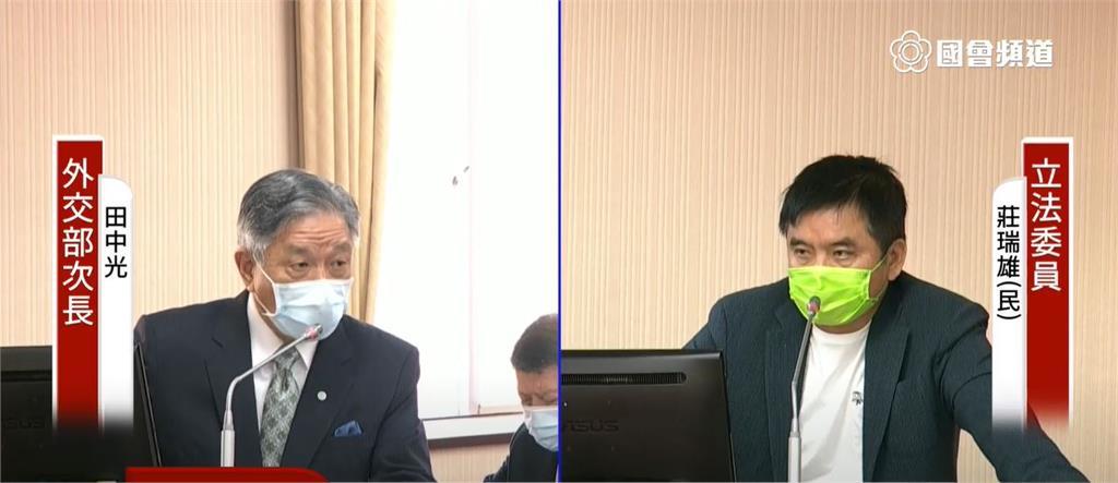 快新聞/台灣已52名外交官確診 外交部:研議寄疫苗