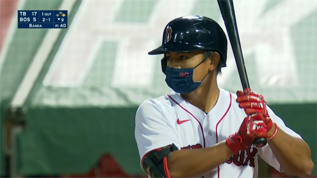 MLB/紅襪、藍鳥之戰 林子偉有望出賽貢獻火力