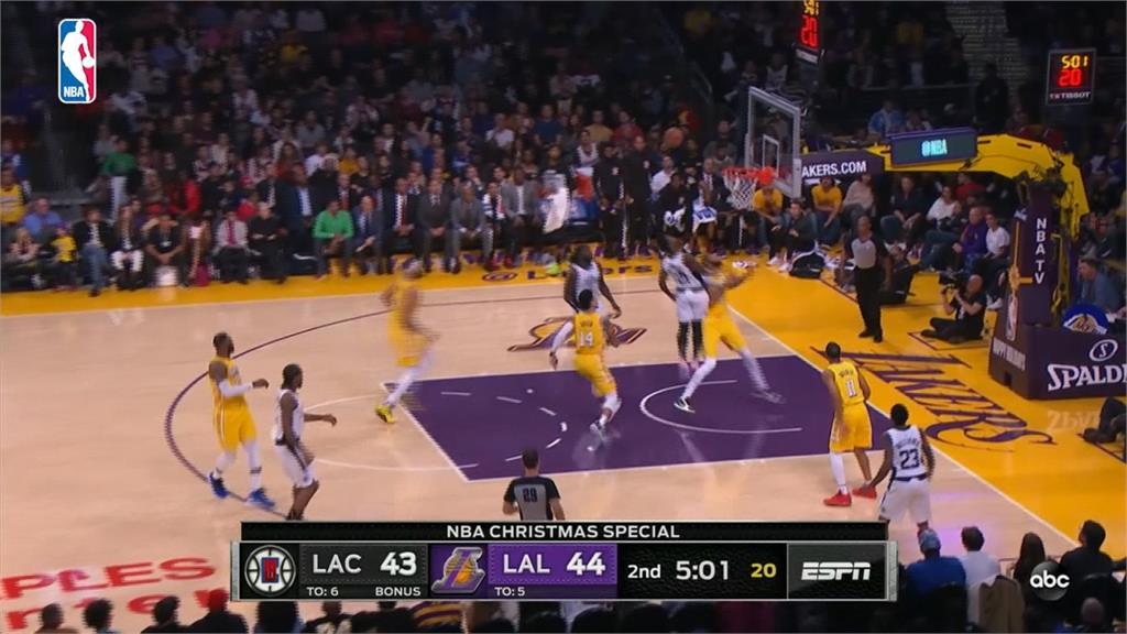 NBA/新賽季明天開打 衛冕軍湖人首戰快艇受矚目