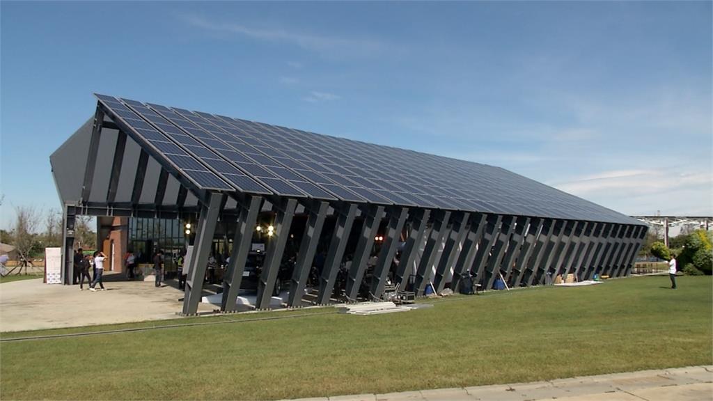 桃園綠能發電量全台第一!農博秀綠能科技