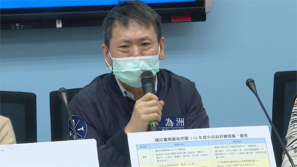 快新聞/林為洲稱「外來勢力無法取代本土政權」 網酸:國民黨自介?