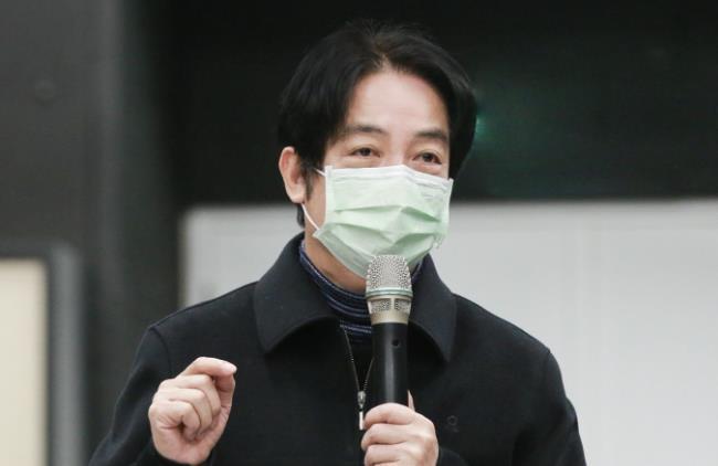 快新聞/為桃園加油! 賴清德喊話「台灣是命運共同體」:我們都在同一條船上