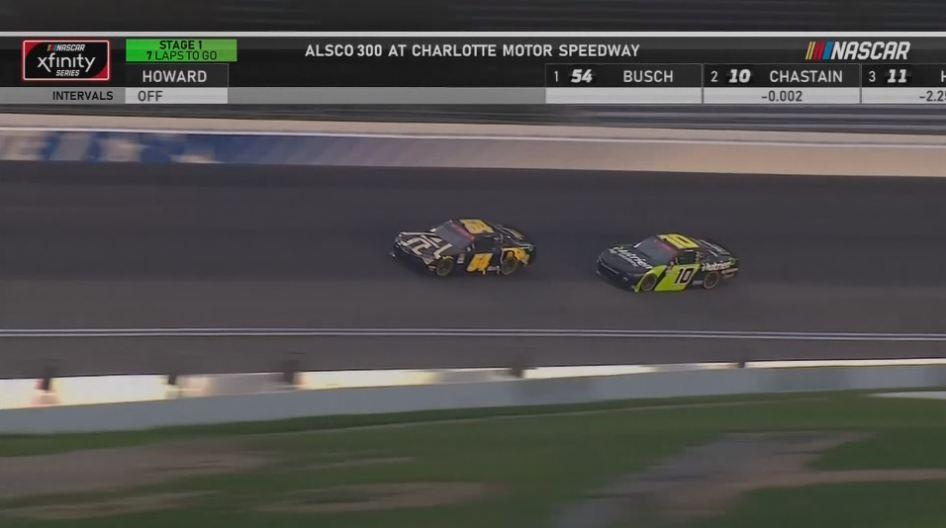 賽車/五車撞成廢鐵重大事故 布希反攻奪NASCAR第97勝