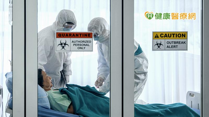 隔離病房精神壓力大 醫護暖心助攻緩解