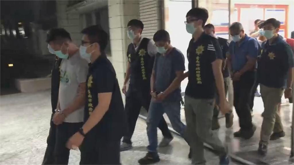 南台灣最大汽車「殺肉場」 逾60輛車受害 警跟監逮8嫌