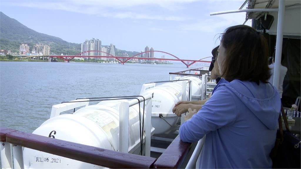 淡水河變浪漫巴黎 三大飯店集團推郵輪住房專案 盼台北觀光潮回溫