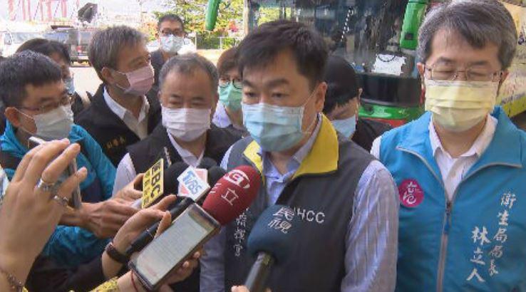快新聞/第一艘遠洋漁船今早返前鎮漁港 陳宗彥:做好邊境管制讓台灣更安全