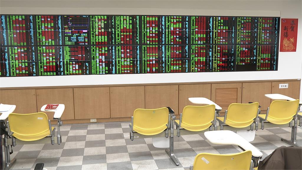 外資賣超220億元 減碼半導體金融航運股
